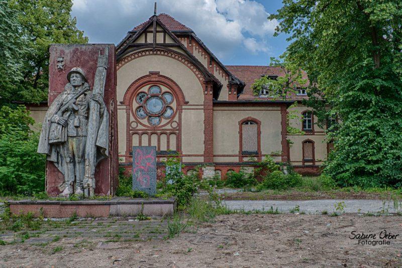 Beelitz Heilstätten 06.2019