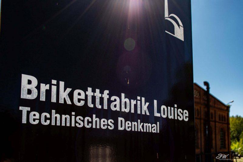 Brikettfabrik Louise III 08.2020